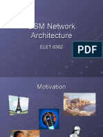 Gsm Net Architecture