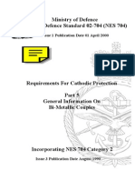 NES 704 Part 5 Requirements for Cathodic Protection_Gneral Information on Bi-Metallic Couples Category 2