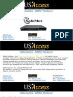 USAccess LLC - SafeNet KeySecure