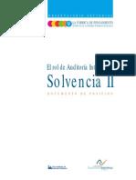 El rol de Auditoría Interna en Solvencia II