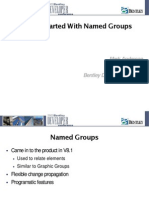 Getting Started With Named Groups