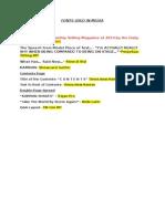 fonts used in media
