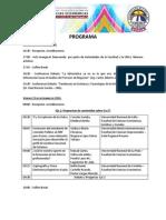 Jornadas de Docentes Universitarios de Sistemas y Tecnologías de la Información 2014