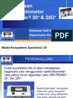 Kompetensi Spectronic 20