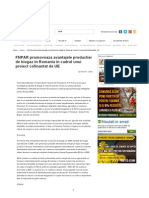 FNPAR Promoveaza Avantajele Productiei de Biogaz in Romania in Cadrul Unui Proiect Cofinantat de UE - Recolta