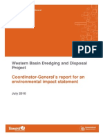 Dredging & Disposal Project