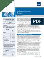 ADB Factsheet Pakistan
