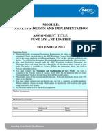 ADI Assignment Dec 2013 Final