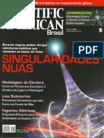 Revista Scientific American Brasil - Singularidades Nuas - Scientific American Brasil