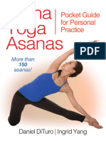 Hatha Yoga Asanas - Pocket Guide for Personal Practice