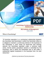 2010 Feb 06franchising Fundamentalsandmanagingrelationships 100207033404 Phpapp01