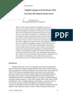 Non-Native Preservice ESL Teachers- Difficulties in the Practicum.pdf