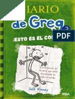 Diario de Greg 03) ¡Esto Es El Colmo!