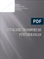 Cetak Biru Transportasi Penyeberangan