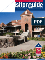 University of Arizona Visitor Guide Spring 2010