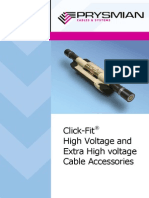 Prysmian Click Fit Accessories