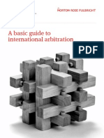 Arbitration a Guide to International Arbitration 26050
