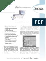 Analisador de Comunicação - Aeroflex_2935