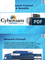 Network Firewall Function & Benefits