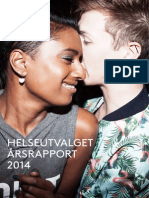 Helseutvalget - Årsrapport 2014