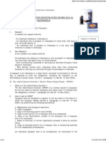 Taxation Guide for Expatriates Working in Indonesia