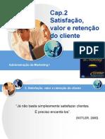 Captulo2marketing Satisfaovaloreretenodocliente 130628104049 Phpapp01