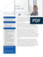 System Center 2012 R2 Configuration Manager Datasheet