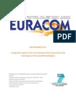 Euracom - Risk Assessment and Contingency Planning Methodologies