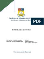 Economia Comertului - Mateiu Elena Si Sincu Andreea