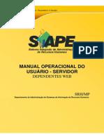 Manual Dependentes Web Servidor