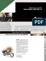Keeway Superlight 125 150 2006 Owners Manual