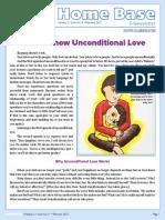 CFA Newsletter Feb2015