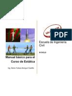 Manual básico Estática.pdf
