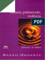 Safiotti, Heleieth - Gênero, Patriarcado e Violência