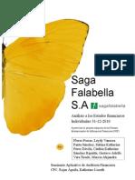 Saga Falabella s.a.
