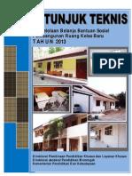 874petunjuk Teknis Pengelolaan Belanja Bantuan Sosial Pembangunan Ruang Kelas Baru