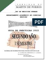 Guía Histología Humana Práctica 2015 I