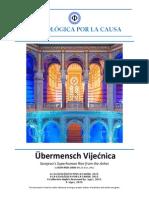 Ubermensch Vijecnica by KEVIN ROSS