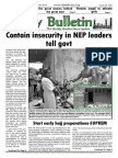 Friday Bulletin 620