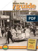 Takoma Park City Guide - Spring/Summer 2015