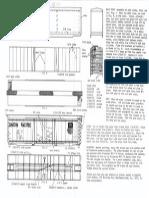 Ambroid Union Pacific 60' Postal Storage Car