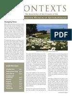 2009 Contexts Annual Report (Volume 36)