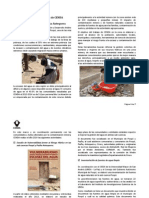 Memoria de Actividades de CENDA en Poopó 2014