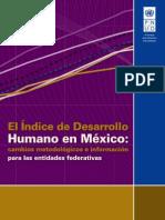 El IDH en Mexico