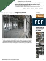 Proiecte de Amenajare Spatiu Comercial Pe Anul 2015