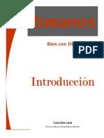 ROMANOS -LECCION 1