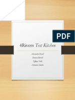 4Rivers Test Kitchen