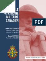 Le Patrimoine Militaire Canadien