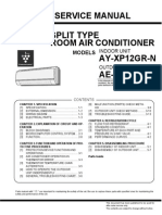 AY XP12GR N Service Manual 1