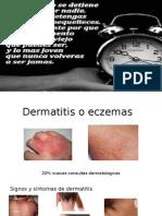 Dermatitis o Eczemas